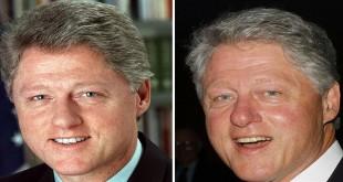 američki predsjednici prije i krajem mandata