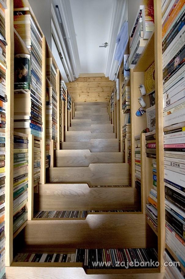 Dizajnerske stepenice i stubišta
