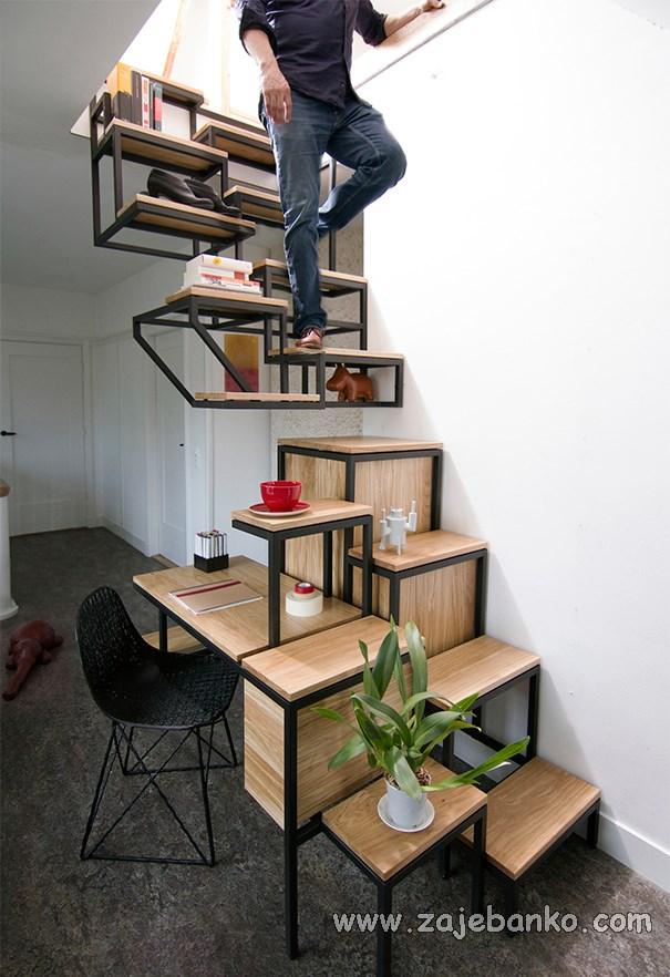 Nekonvencionalne stepenice i stubišta