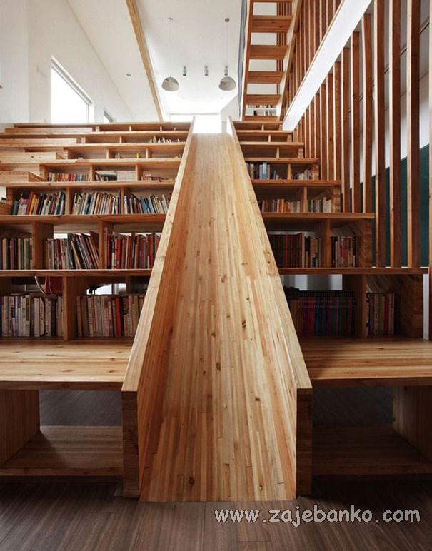 Stubišta i stepenice neobičnog dizajna