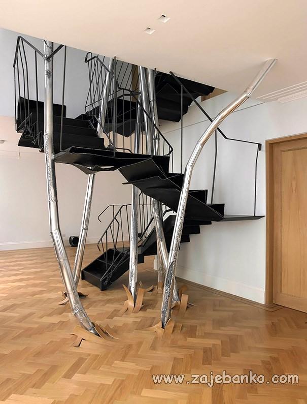 Kreativne stepenice i stubišta