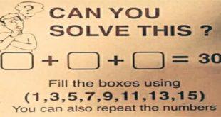 Matematička enigma