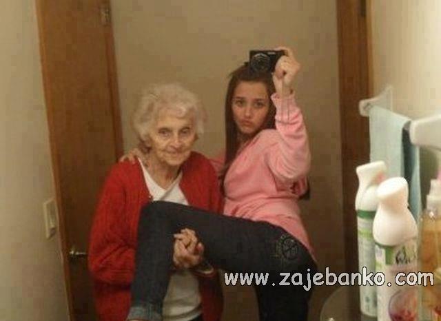 Generacijske razlike - staro i mlado