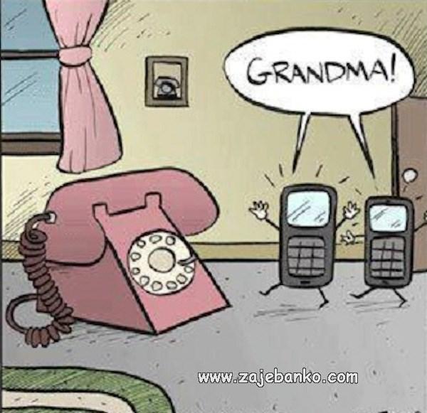 Generacijski jaz smiješne slike