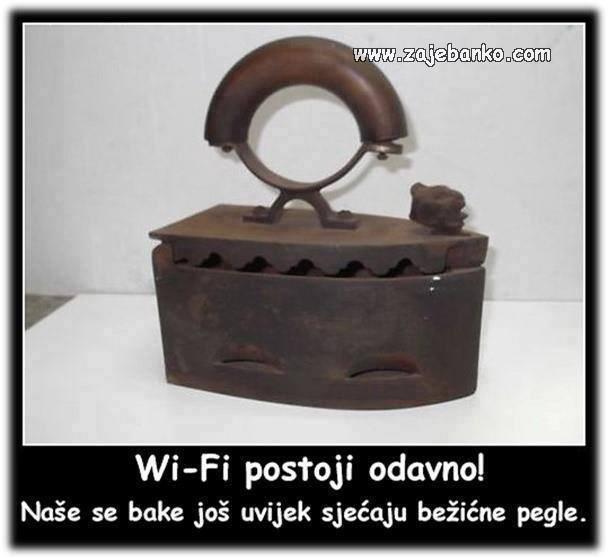 Demotivacijski posteri - Wi-Fi