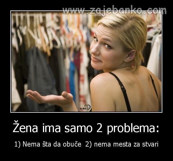 ženski problemi