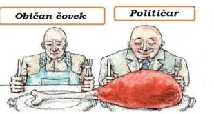 politika i političari humor