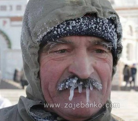 smiješne slike zime