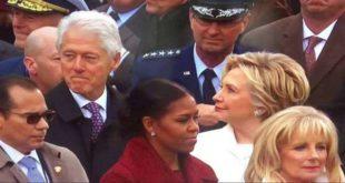 Inauguracija Donalda Trumpa - smiješne scene