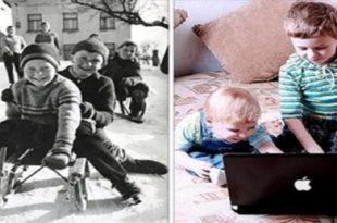 slike nekog sretnijeg djetinjstva