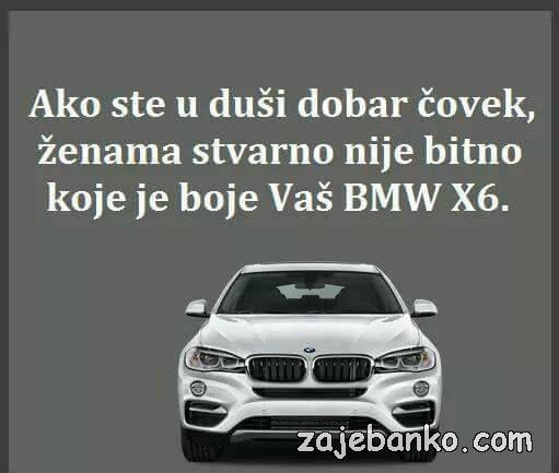 bmw x6 auto humor