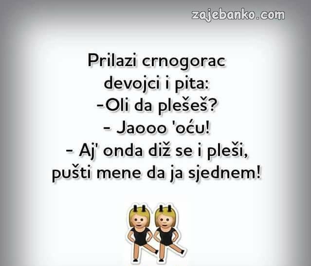 crnogorski vic ples