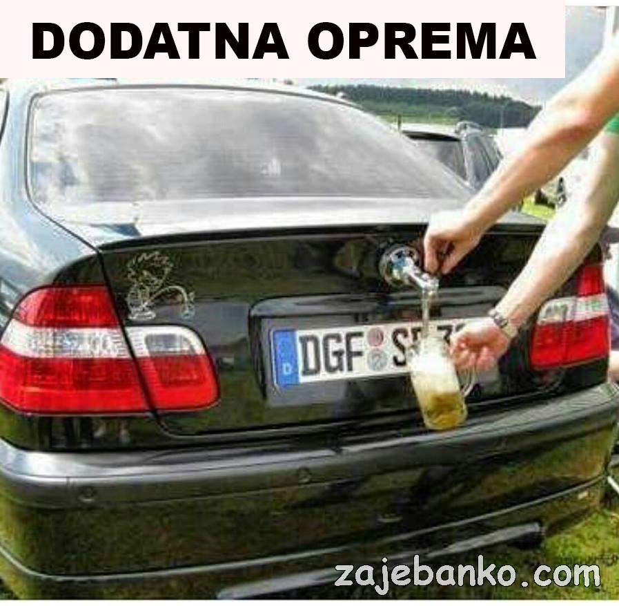 dodatna auto oprema