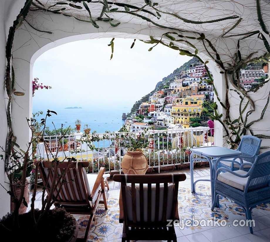 hotel le sirenuse amalfi coast italija