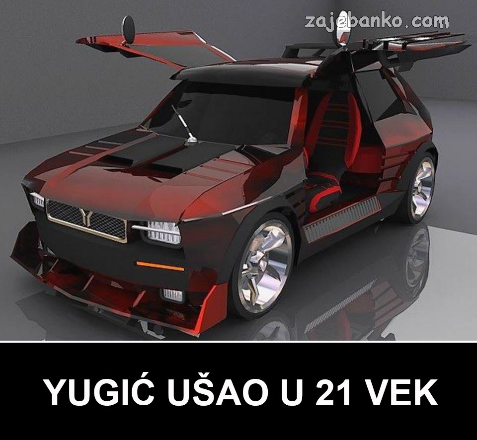 moderni yugo