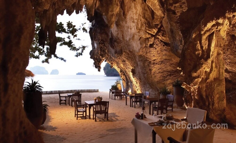 rayavadee krabi tajland